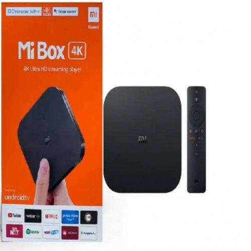 شاومي مي بوكس فور كي بنظام الأندرويد Xiaomi Mi Box 4K Android