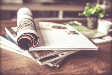 اطلب ترجمة مجلة من إجادة أفضل شركات الترجمة