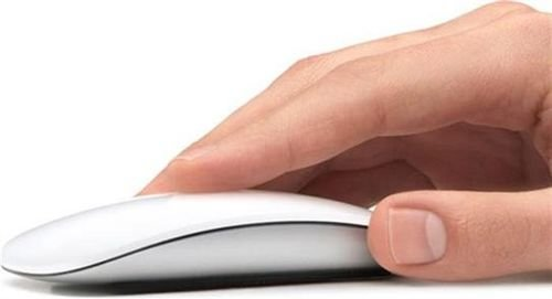 Apple Magic Mouse Wireless White color MB829LL/A