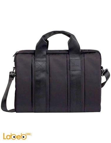 Riva Case Bag 15.6inch Black color 8830 BLACK model