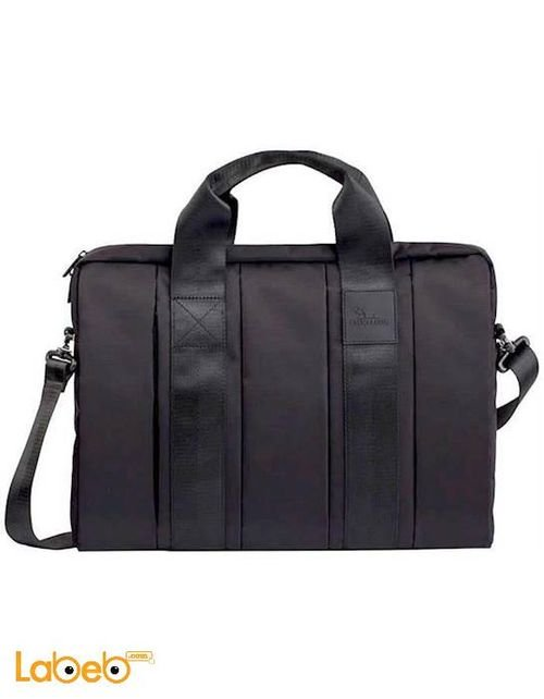 Riva Case Bag 15.6inch Black color 8830 BLACK model
