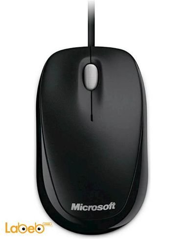 Microsoft Compact Optical Mouse 500 USB connection Black