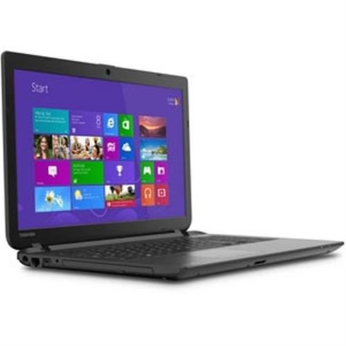 Toshiba Satellite C50-B115 2GB RAM 15.6inch Notebook Black color