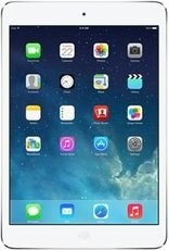 Apple - iPad Mini 2 7inch 16GB Silver/White IPAD MINI RETINA