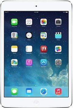 Apple iPad Mini 2 - 7inch - 16GB - Silver/White - mini retina