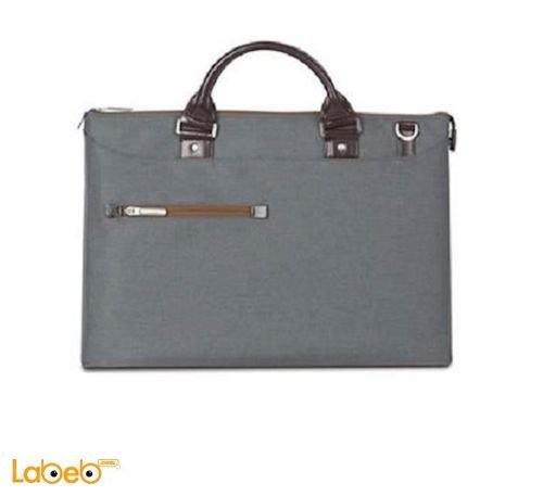 حقيبة لابتوب أربانا موشي 15 انش لون رمادي موديل 99MO078031