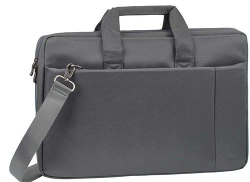 Riva Laptop Bag 17 inch screen size Grey 8251 GREY model