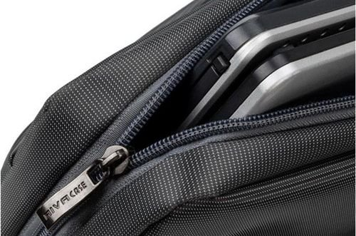 حقيبة لابتوب ريفا شاشة 17 انش لون رمادي موديل 8251 GREY