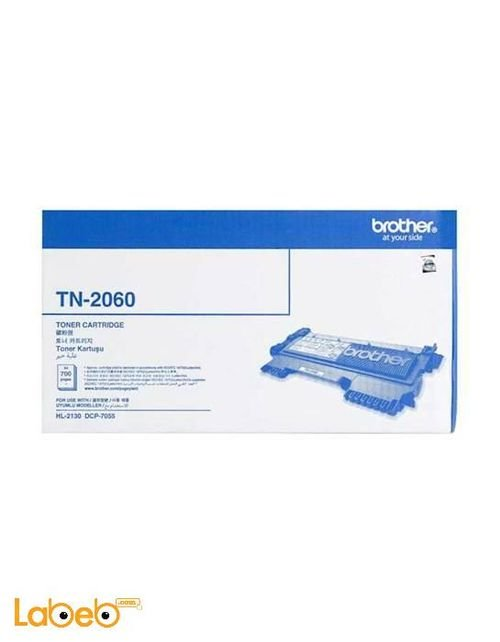 BROTHER TN2060 Cartridge Black color