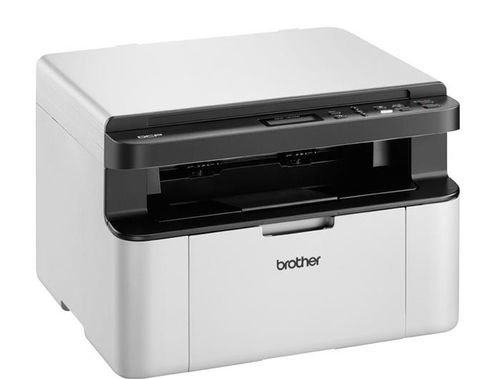 Brother 3In1 Wireless Mono Laser Printer Scanner and Copier DCP-1610W