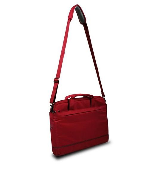 Port Designs Palermo Top Loading Laptop Bag Red model 14-0343
