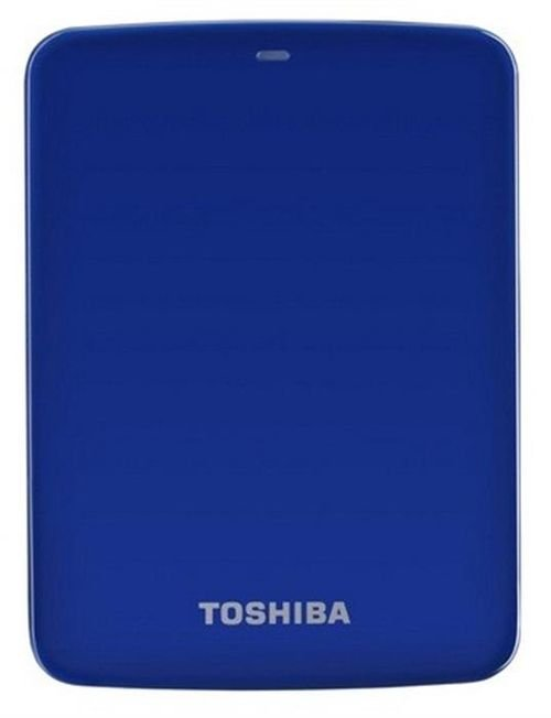 هارد ديسك كونفيو - 2 تيرا بايت - توشيبا - لون أزرق