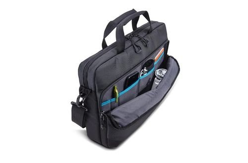 Black Thule Subterra Attache Laptop Bag TSAE2113
