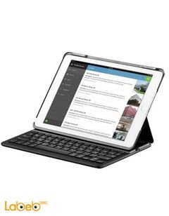 Promate Blutooth Wireless Keyboard Case - 9.7inch - BARE-AIR2.E/A