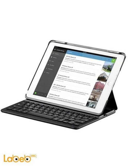 Promate Wireless Keyboard Case 9.7inch BARE-AIR2.E/A