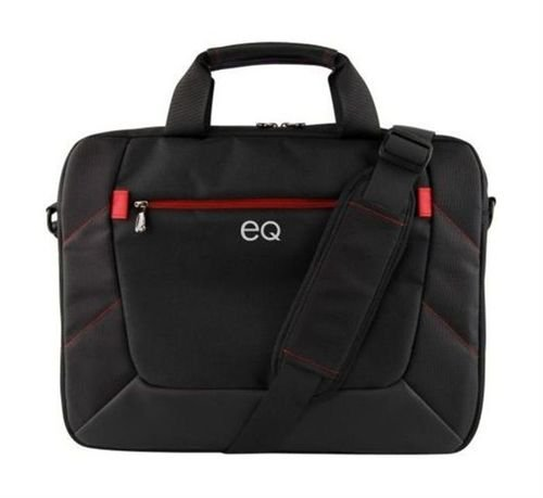 EQ Toploader Laptops Bag 16Inch Black color KLM11730-R