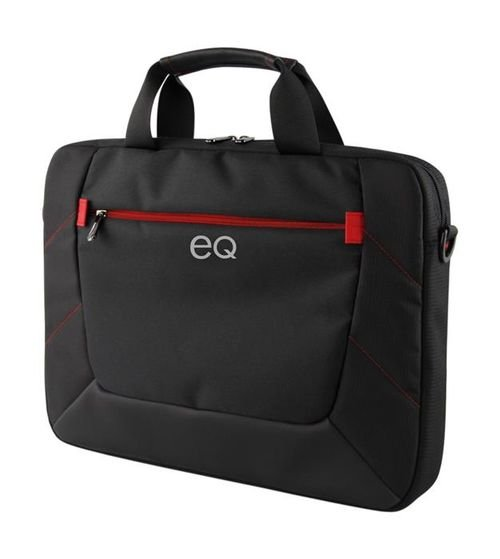 EQ Toploader Laptops Bag 16Inch Black KLM11730-R