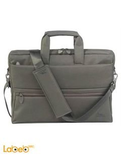 Riva Case Laptop Bag - 15.6-inch - Beige color - 8630 BEIGE