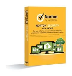 Symantec Norton Security for Ten Devices, One User and One Year