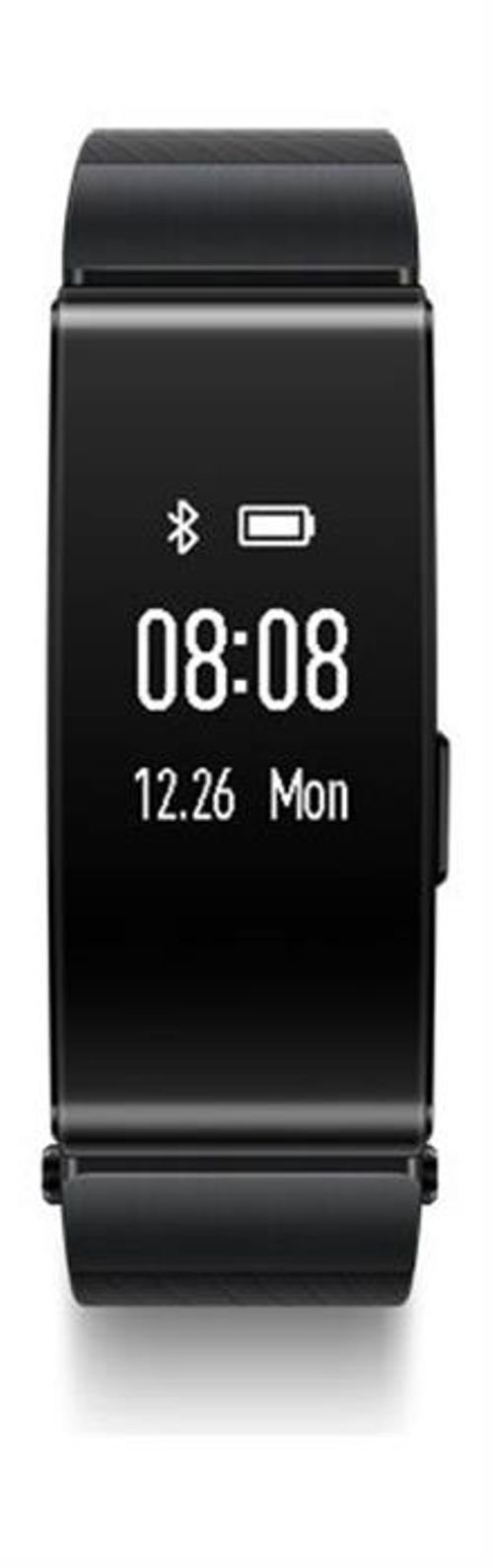 Black Huawei TalkBand B2 screen