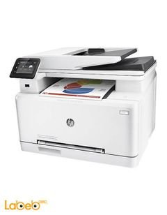 HP MFP LaserJet Pro Multifunction Printer - M277DW