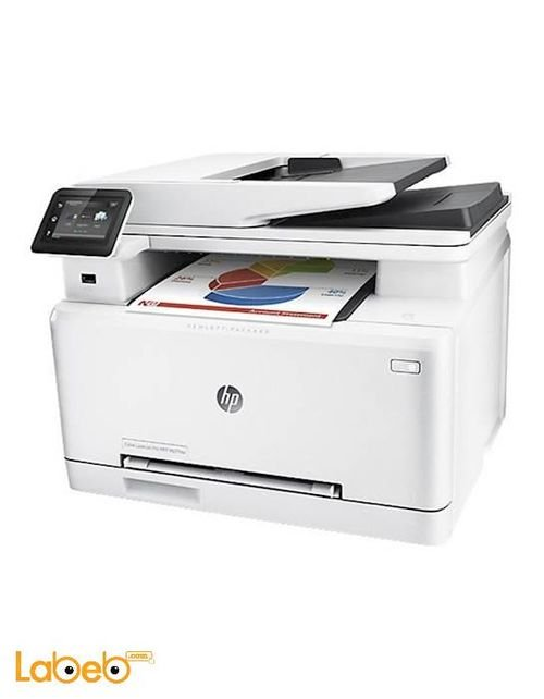 HP MFP LaserJet Pro Multifunction Printer M277DW
