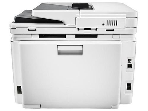 HP MFP LaserJet Pro Multifunction Printer back M277DW