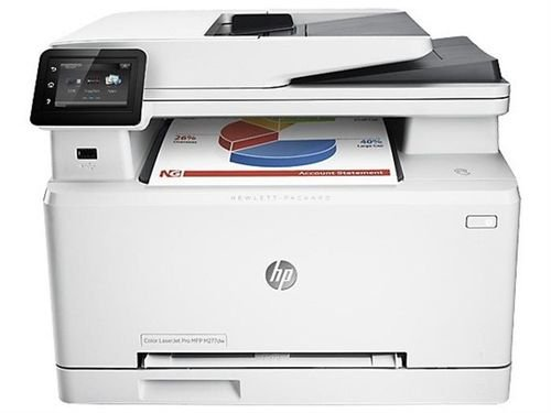 HP Pro Multifunction Printer M277DW