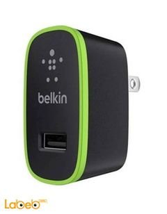 Belkin Home Charger with USB 3.0 Micro-B Cable -10W - Black color