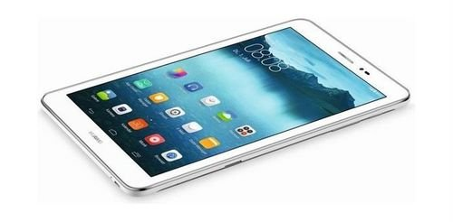 white Mediapad T1 16GB 4G LTE side