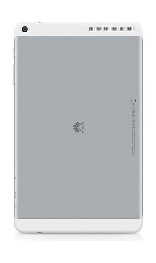 white Mediapad T1 16GB 4G LTE back