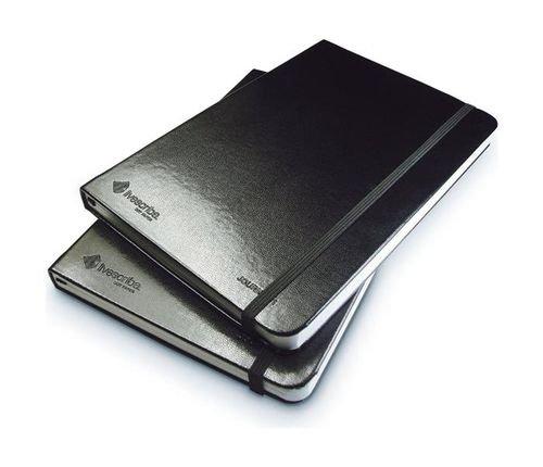 دفتر لايف سكرايب بالس المخطط 5.5 × 8.2 انش - لون أسود - ANA-00004
