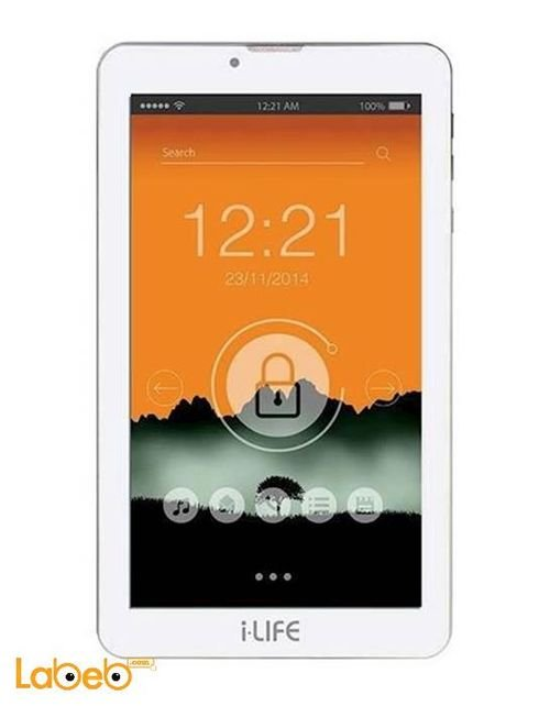 White iLife iTell K-1100 tablet 8GB Wi-Fi 7inch