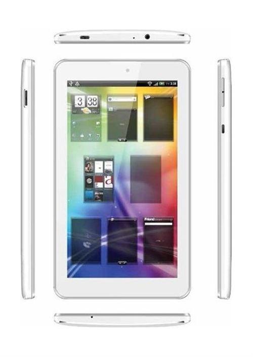 White iLife iTell K-1100 tablet 8GB Wi-Fi