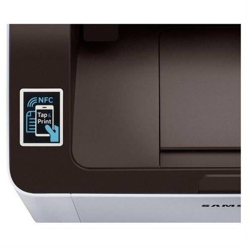 Samsung Wireless Monochrome NFC Printer Up to 21PPM print speed M2020W