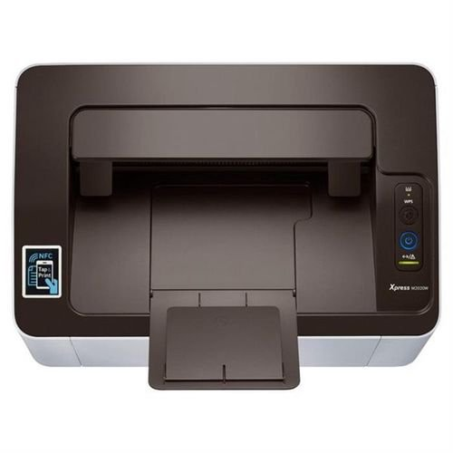 Samsung Wireless Monochrome NFC Printer Up to 21 PPM M2020W