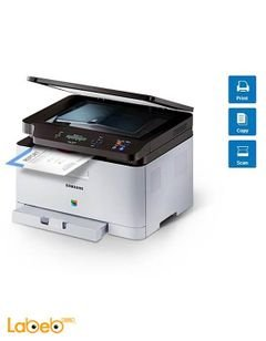 Samsung 3In1 Xpress Color Wireless Printer - SL C460W