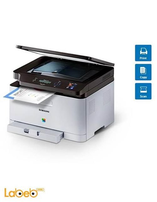 Samsung 3In1 Xpress Wireless Printer SL C460W