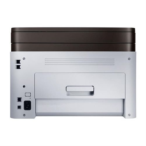 Samsung 3In1 Xpress Color Wireless Printer back SL C460W