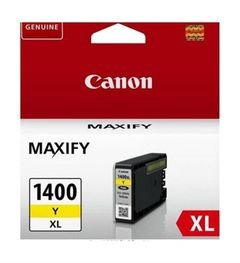 Canon PGI-1400XL  Ink Cartridge - Yellow color - (9204B001AA)