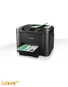 Canon 4x1 Wireless Printer - Up to 23 PPM - Black - MAX-MB2340