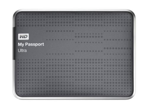 WD My Passport Ultra 1TB 3.0 Portable Hard Drive WDBZFP0010BTT