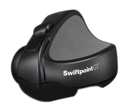 Swiftpoint Wireless Ergonomic Mouse with Touch Gestures SM500