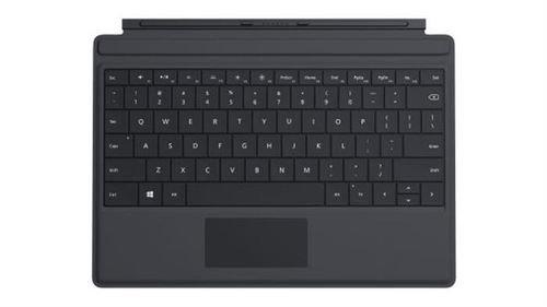 لوحة مفاتيح وغطاء لجهاز سيرفس ٣ من ميكروسوفت - أسود- A7Z-00062