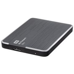 WD My Passport Ultra Hard Drive - 1TB - Grey color