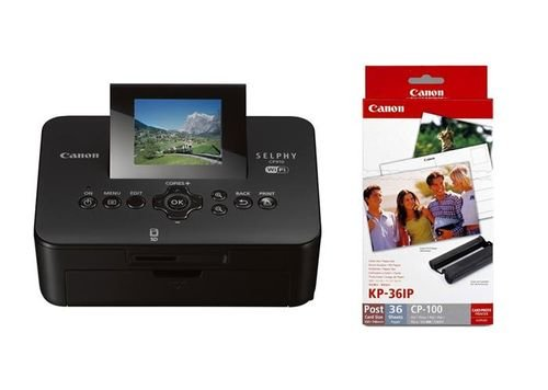 Canon Selphy Compact Photo Printer 2.7inch CP910 model