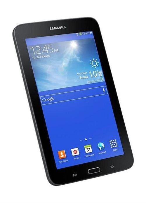 Samsung Galaxy Tab 3 Lite 8GB 7inch Wi-Fi Black T113 side