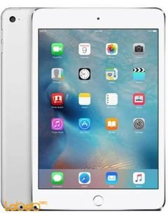 Apple iPad Mini 4 - 16GB - WiFi Tablet - Silver color - MK6K2AE/A