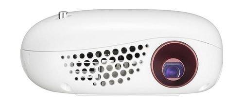 LG Super Ultra Portable Pico Projector White color PV150G