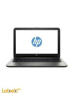 HP Laptop Core i5-15.6 inch - 8GB RAM – Silver - 15-ac138ne model